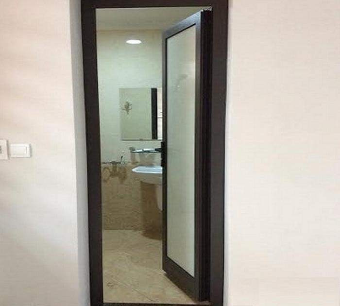 Cửa nhôm Xingfa phòng tắm
